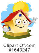 House Clipart #1648247 by Morphart Creations