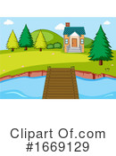 House Clipart #1669129 by Graphics RF