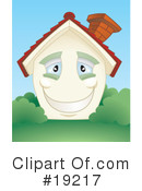 House Clipart #19217 by AtStockIllustration