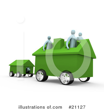 Journey Clipart #21127 by 3poD
