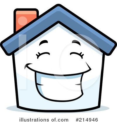House Clipart #214946 by Cory Thoman