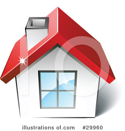 House Clipart #29960 by beboy