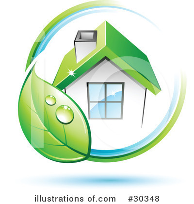 House Clipart #30348 by beboy