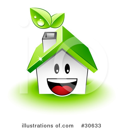 House Clipart #30633 by beboy