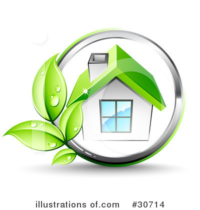 House Clipart #30714 by beboy