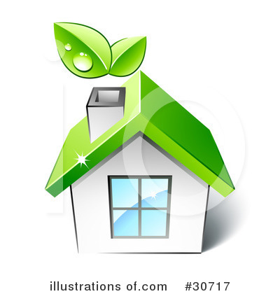 House Clipart #30717 by beboy