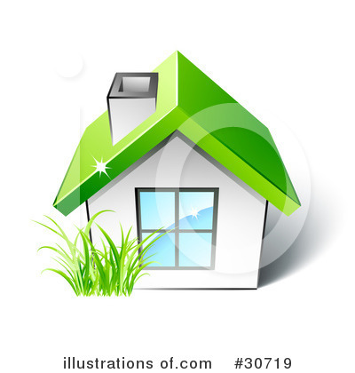 House Clipart #30719 by beboy