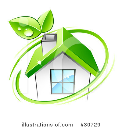 House Clipart #30729 by beboy