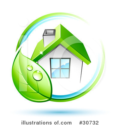 House Clipart #30732 by beboy