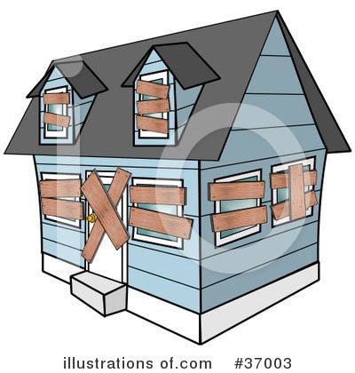 Real Estate Clipart #37003 by djart
