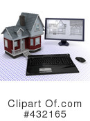 House Clipart #432165 by KJ Pargeter