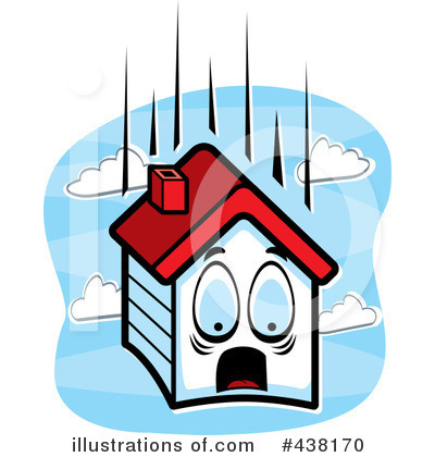 House Clipart #438170 by Cory Thoman