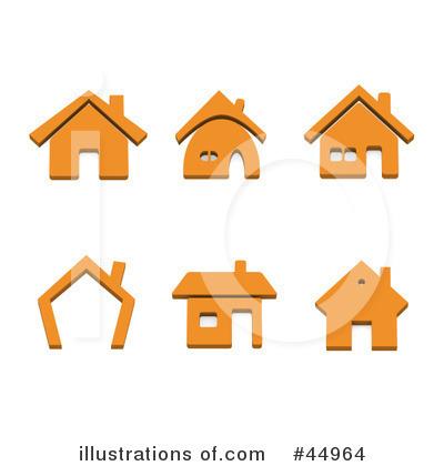 Clip Art Houses Free. House Clipart #44964 by Jiri