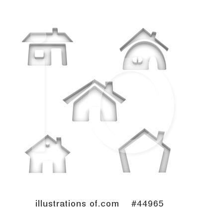 Clip Art Houses Free. House Clipart #44965 by Jiri