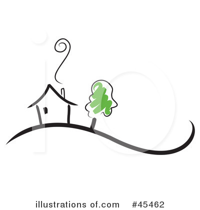 house clipart 45462 illustration by ta images rh illustrationsof com free house clipart free clipart house cleaning