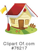 House Clipart #76217 by BNP Design Studio