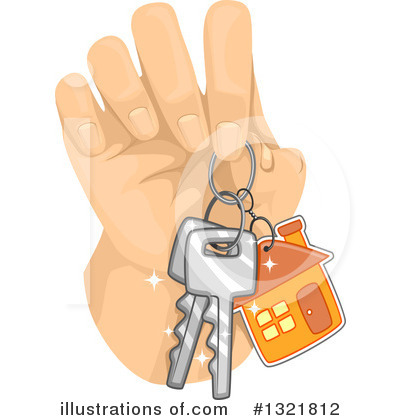 Hands Clipart #1321812 by BNP Design Studio
