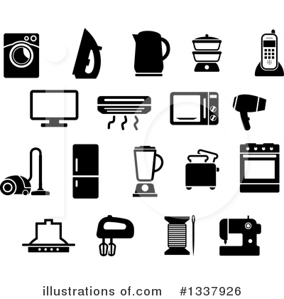 Sewing Clipart #1337926 by Vector Tradition SM