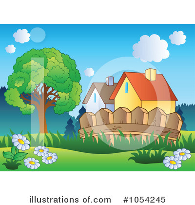 Houses Clipart 1054245