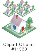 Houses Clipart #11933