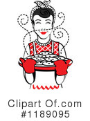 Housewife Clipart #1189095 by Andy Nortnik