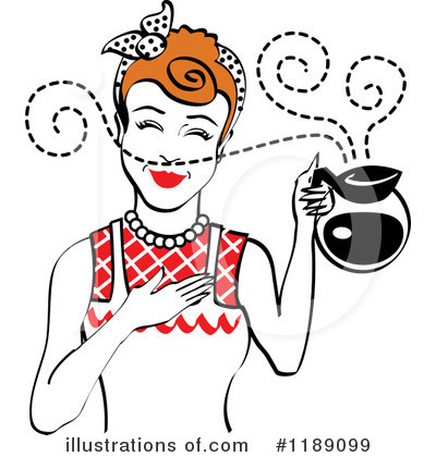 Coffee Clipart #1189099 by Andy Nortnik
