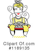 Housewife Clipart #1189135 by Andy Nortnik