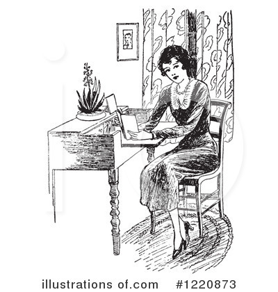 Housewife Clipart #1220873 by Picsburg