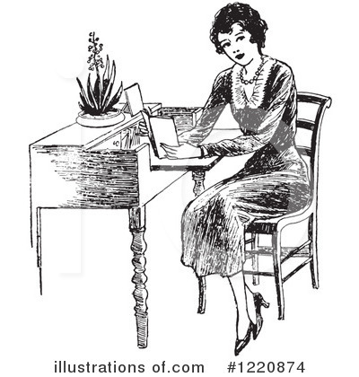 Housewife Clipart #1220874 by Picsburg