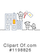 Housing Clipart #1198826 by NL shop