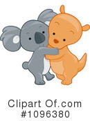Hugging Clipart #1096380 by BNP Design Studio
