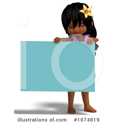 Hula Girl Clipart #1074819 by Ralf61