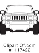 Royalty-Free (RF) Hummer Clipart Illustration #1117422