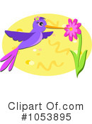 Hummingbird Clipart #1053895 by bpearth