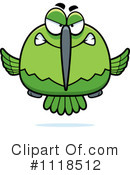 Hummingbird Clipart #1118512 by Cory Thoman