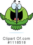 Hummingbird Clipart #1118518 by Cory Thoman