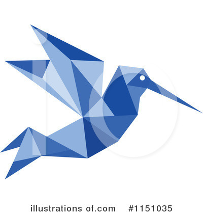 Royalty-Free (RF) Hummingbird Clipart Illustration by Vector Tradition SM - Stock Sample #1151035