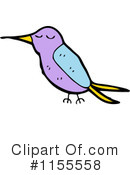 Hummingbird Clipart #1155558 by lineartestpilot