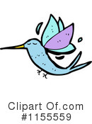 Hummingbird Clipart #1155559 by lineartestpilot