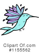 Hummingbird Clipart #1155562 by lineartestpilot