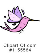 Hummingbird Clipart #1155564 by lineartestpilot