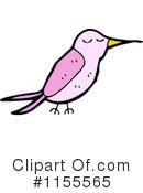 Hummingbird Clipart #1155565 by lineartestpilot
