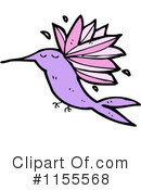 Hummingbird Clipart #1155568 by lineartestpilot