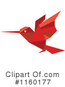 Hummingbird Clipart #1160177 by Vector Tradition SM
