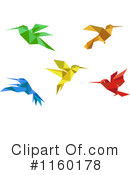 Royalty-Free (RF) Hummingbird Clipart Illustration #1160178