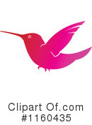 Hummingbird Clipart #1160435 by Vector Tradition SM
