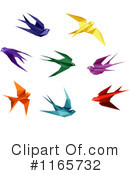 Hummingbird Clipart #1165732 by Vector Tradition SM
