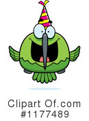 Hummingbird Clipart #1177489 by Cory Thoman