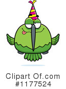 Hummingbird Clipart #1177524 by Cory Thoman