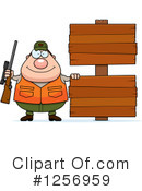 Hunter Clipart #1256959 by Cory Thoman